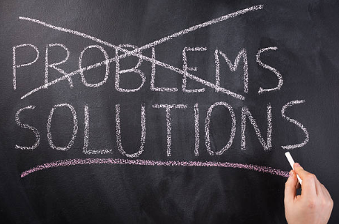 Focus on solution not the problem